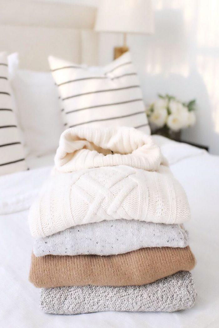 Pregnancy Friendly Fall Sweaters