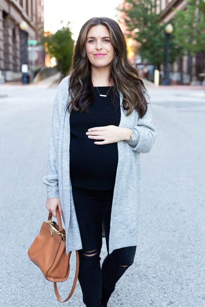 My Favorite Maternity Jeans