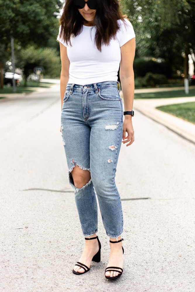 The Denim Report: Abercrombie Mom Jeans
